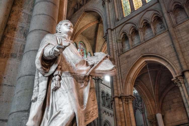 The Basilica of Saint Denis