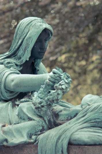 Père Lachaise, Europe's most famous cemetery