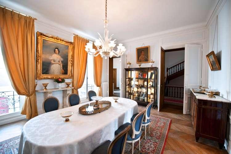 Kergorlay Langsdorff's Mansion in Paris