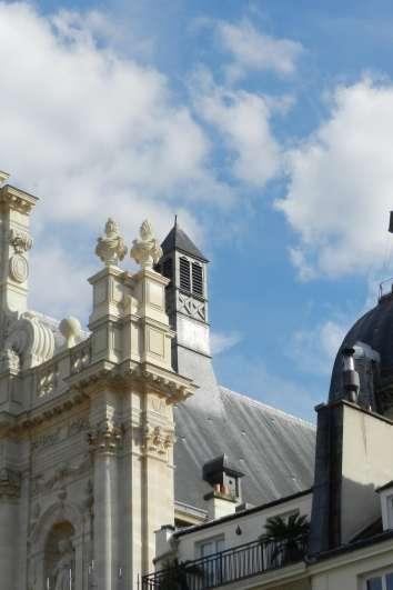 L'architecture catholique et l'évolution des croyances