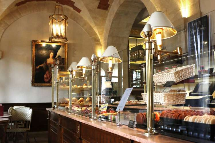 Le Grand Pâtissier au cœur du Marais