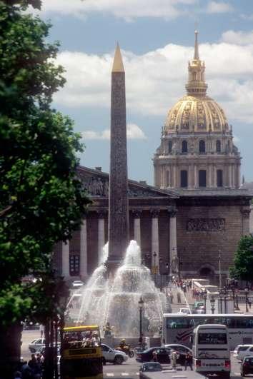 Les Champs-Elysées, a phenomenon unique to Paris