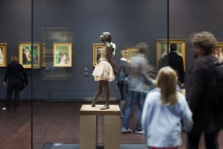Exhibition : Degas, Danse, Dessin