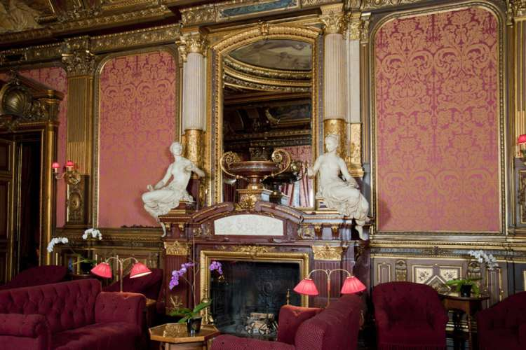 Mansion of La Païva, a prestigious place in the heart of Paris