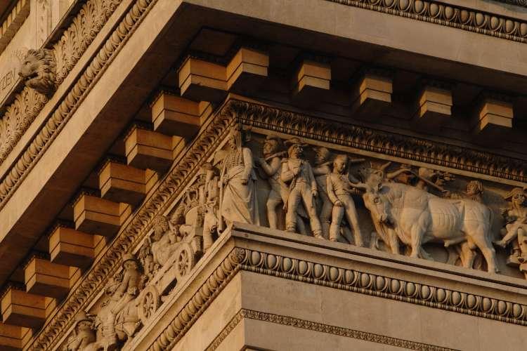 4. Arch triomphe