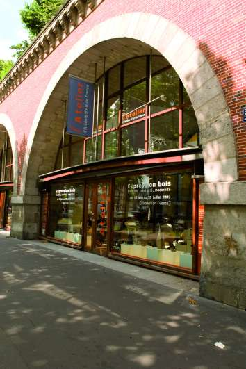 Viaduc des Arts, luxury's artisans