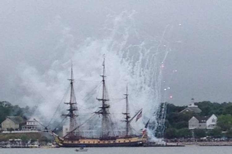 Hermione makes first US landfall in Yorktown