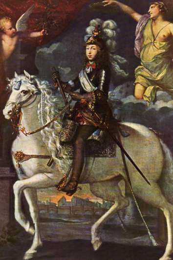 Louis XIV, Paris vue par le Roi Soleil