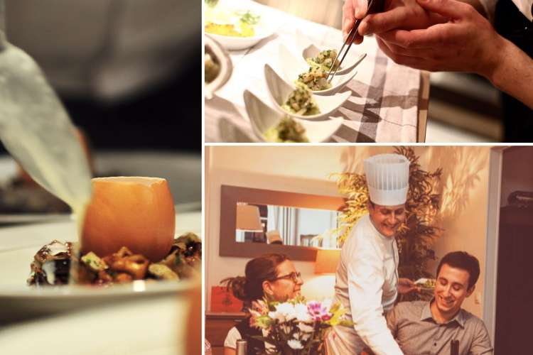 New gastronomic Offer: Private Chef at home