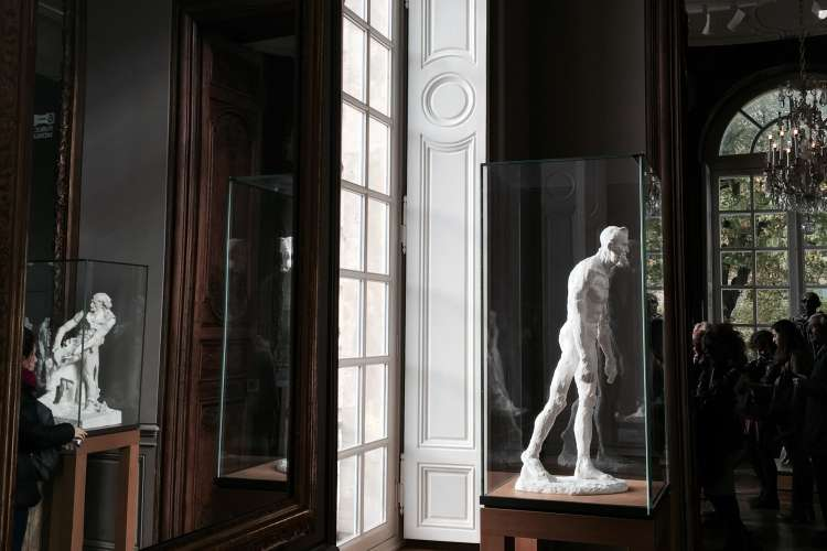 Reopening of Rodin Museum-Paris