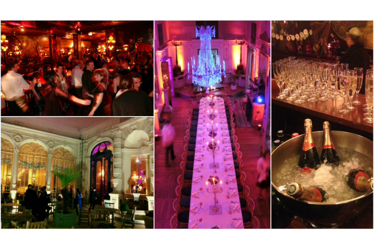 Exclusive Event Designer, launch of our new service