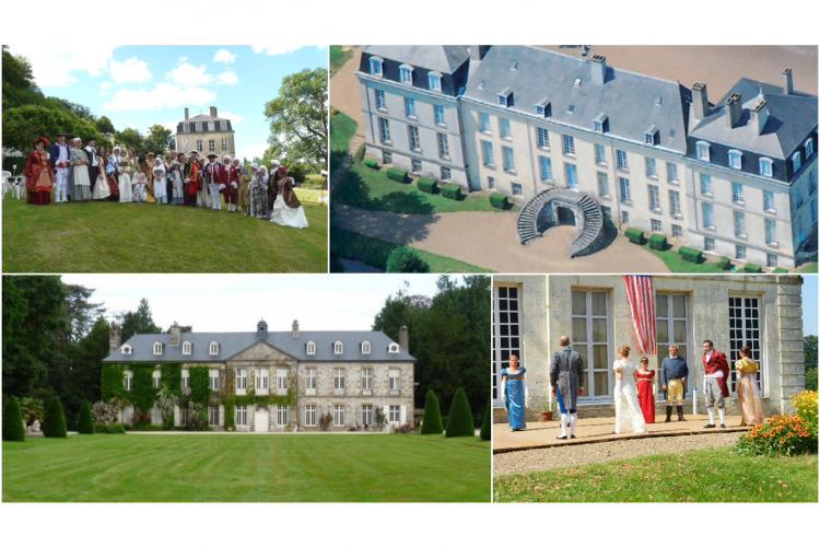 historical tour rochambeau la rouerie