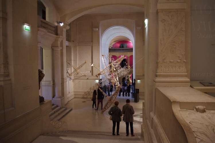 musee des arts decoratifs hall