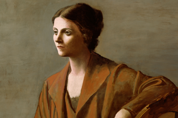 «Olga Picasso» exhibition:  discover the intimacy of painter Pablo Picasso