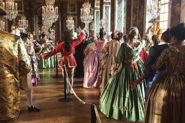 Fetes Galantes in Versailles