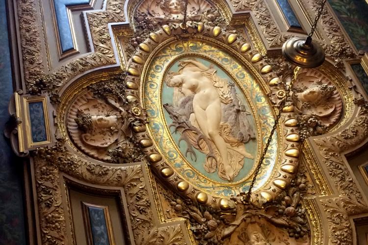 Païva's town house : a grandiose place at the heart of Paris Champs-Elysées
