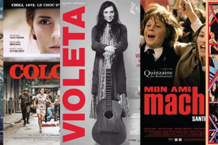 «7e art dans le 7e» film festival : discover the Chilean cinema