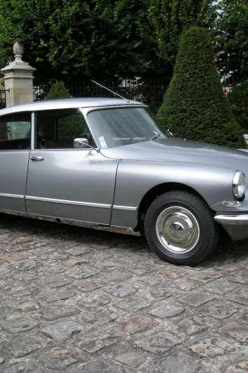 Vintage cars DS