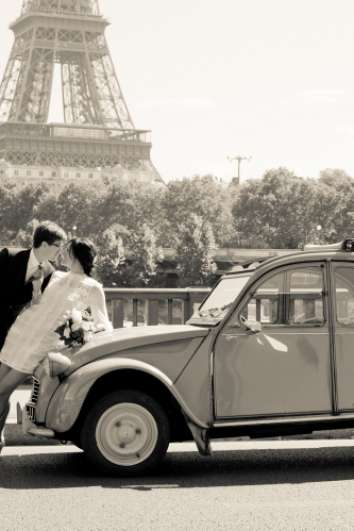 Romantic 2CV