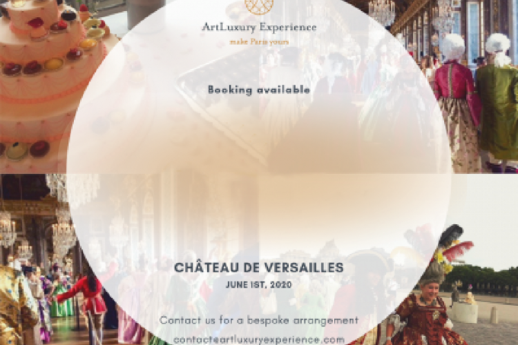 Fêtes Galantes of Versailles