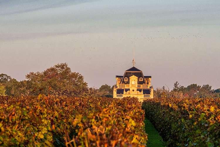 Artluxury chateau Giscours wine Bordeaux