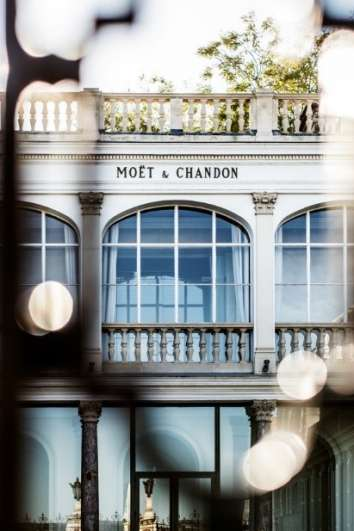 Photo Moët & Chandon