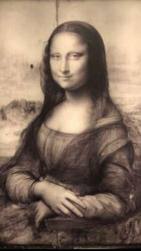 Léonard De Vinci<br /> l'exposition historique du Louvre !