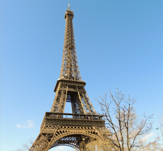 SAVE THE DATE: COMING SOON EIFFEL TOWER VIP VISIT