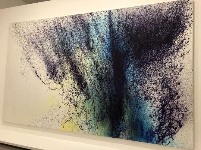 MUSEUM D'ART MODERNE, HANS HARTUNG: LA FABRIQUE DU GESTE
