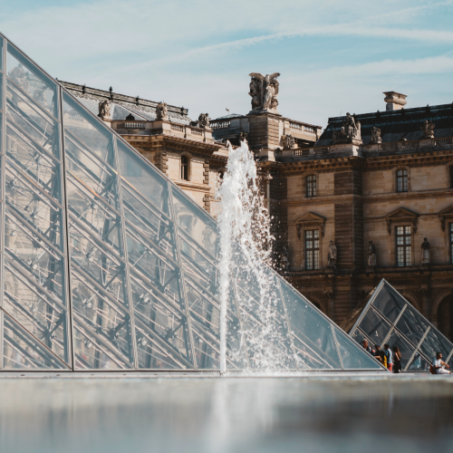 THE MAISON CARTIER DONATES TO THE LOUVRE