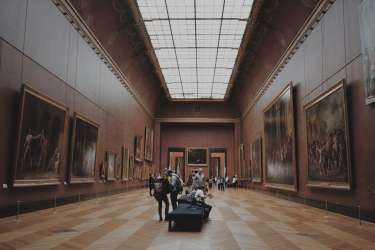 Louvre salle