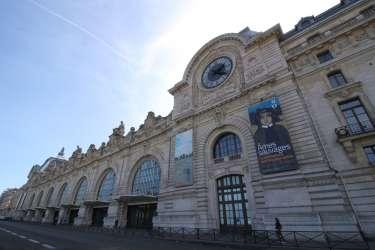 Musée d'Orsay vue extérieure