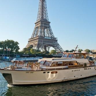 Our private cruises in Paris