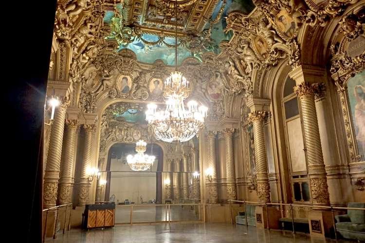 Foyer de la Danse, Palais Garnier