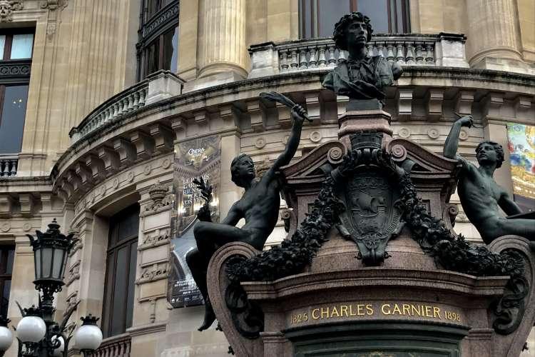 Palais Garnier architecture