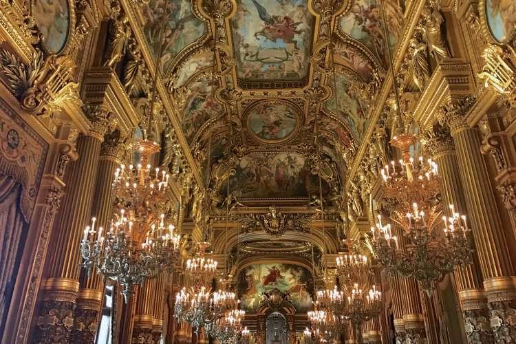 Grand Foyer Opéra Garnier