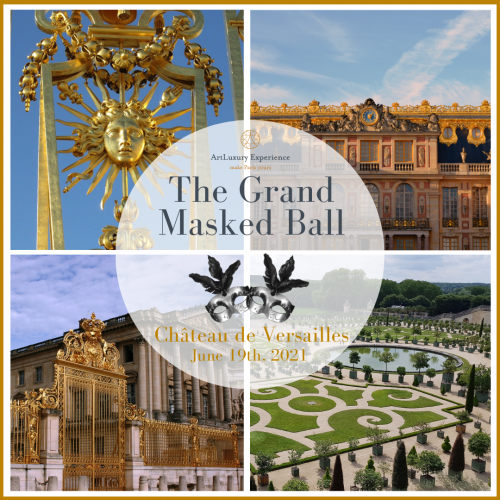 The Grand Masked Ball in Versailles