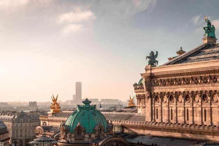 Opéra Garnier exterieur