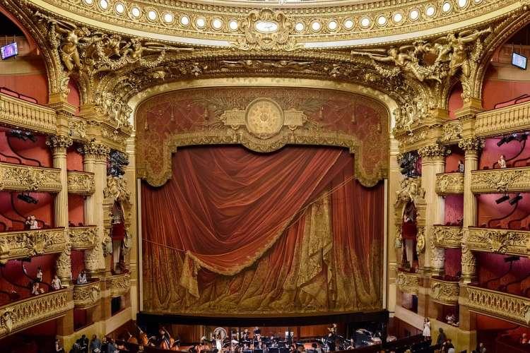 Auditorium Opéra Garnier Paris