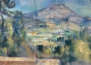 Montagne Sainte-Victoire Cézanne