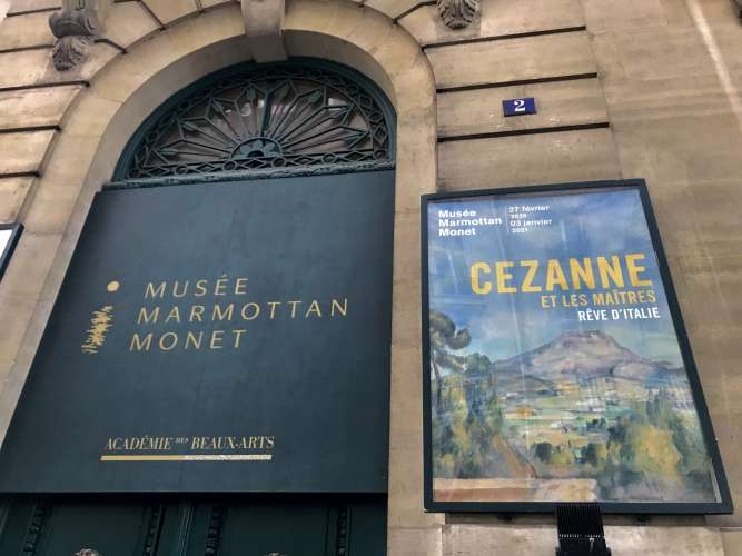 Cézanne and the Master Painters: a Dream of Italy