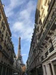 Eiffel Tower 7th arrondissement