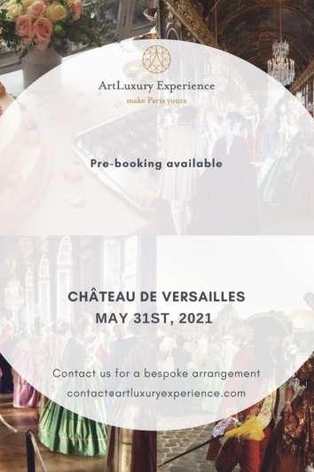 Fêtes Galantes de Versailles 2021