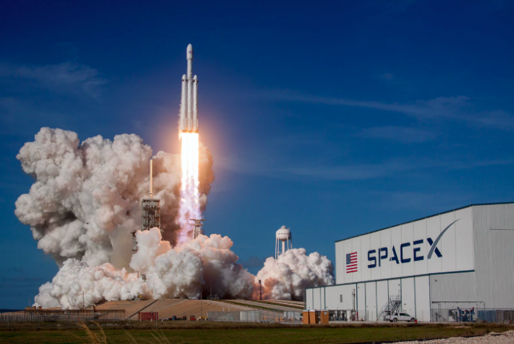 High French gastronomy is now going up to space!
