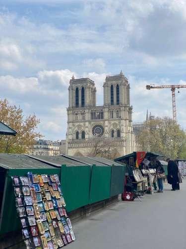 Notre Dame de Paris: History and Restoration