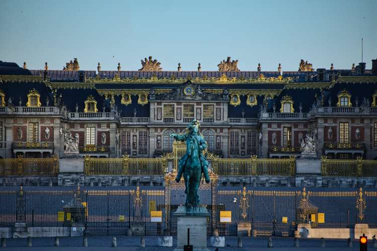 Versailles-statue