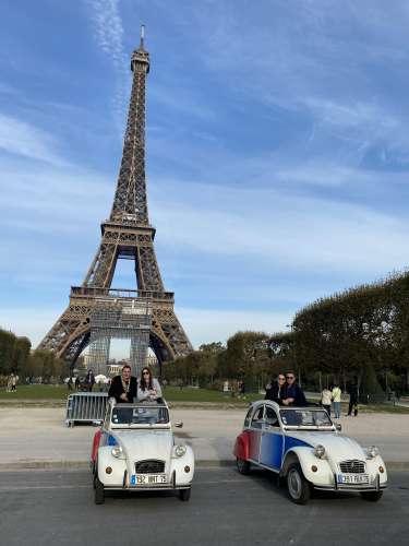 A trip in Paris!